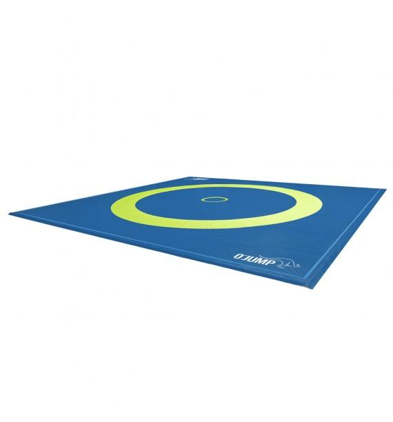 TRAINING WRESTLING MAT - 1 000 x 1 000 x 5,5 cm