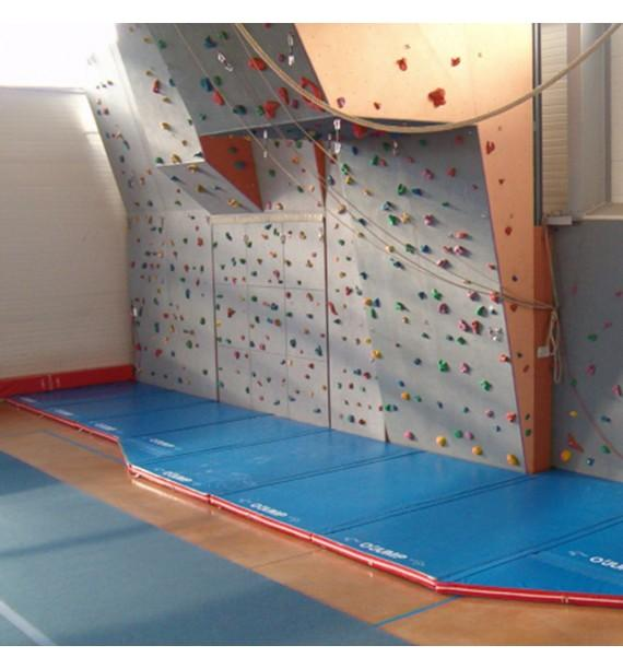 MAT FOR ARTIFICIAL CLIMBING STRUCTURES - 250 x 250 x 5.5 cm
