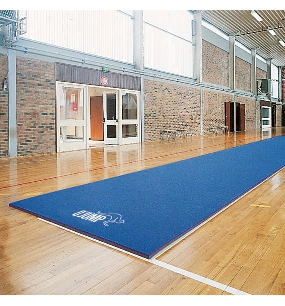 ROLL-UP GYMNASTICS TRACK  - 1400 x 200 x 3.5 cm