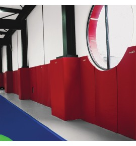 REMOVABLE WALL PROTECTION - 200 x 100 x 5,5 cm