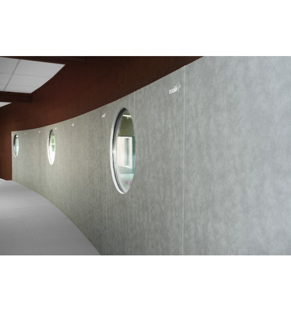 FIXED WALL PROTECTION - 150 x 100 x 2.5 cm