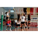 PROTECTIONS DE POTEAUX DE VOLLEY-BALL - LA PAIRE