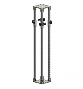 CENTRAL UPRIGHT FOR FREESTYLE TRAINING BARS